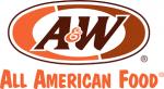 A&W All American Food logo